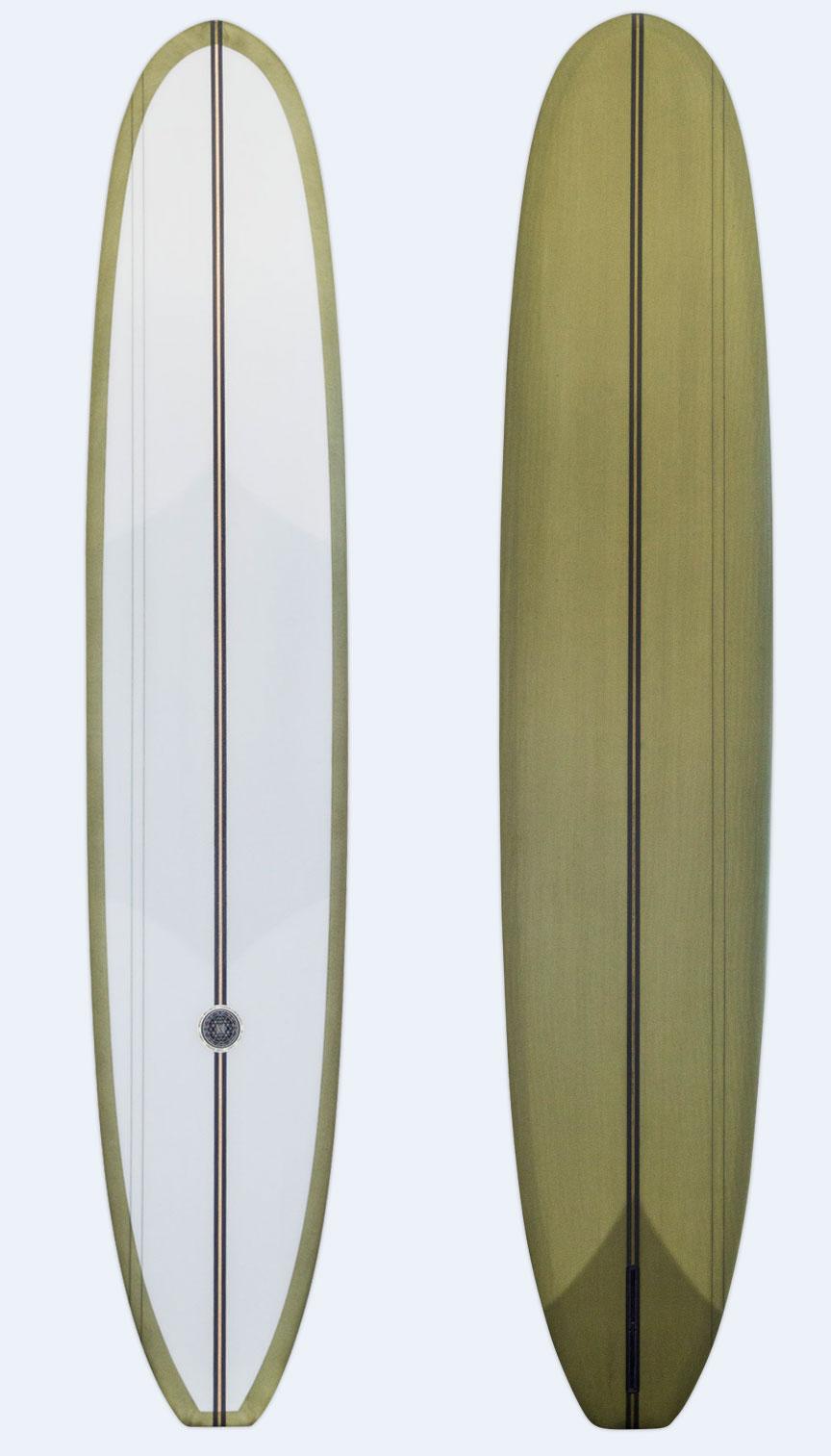 Joel Tudor Papa Joe Surfboard